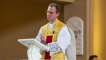 Father Reuter - Calgary 2020