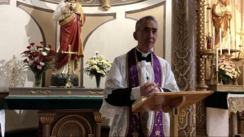 Allocution de l'abbé Daniel Couture aux fidèles du Canada - 25 mars 2020